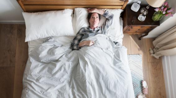 Diabete e genitori che non dormono
