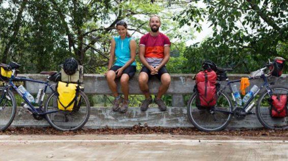 Un'avventura durata un anno, pedalando per 18.000 km col diabete. Ecco il ritratto di una combattente: Chiara