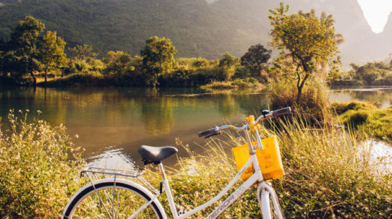 For a piece of cake – da Cesena a Singapore in bicicletta col diabete: la storia di Riccardo e Chiara