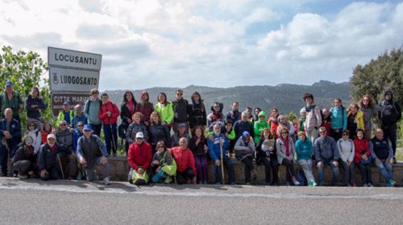 Ultramaratona a tappe Assl Oristano-Aniad: il diabetologo Gianfranco Madau ci racconta l'esperienza di 40 persone, tra i suggestivi paesaggi della Gallura