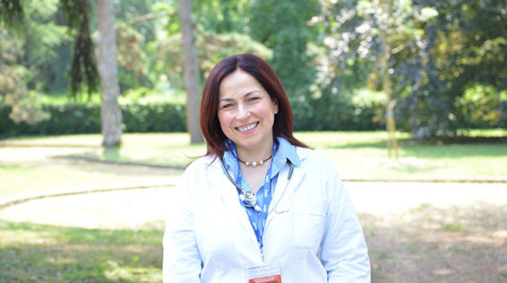 """""""Portiamo il sorriso in casa"""". La Dott.ssa Giuseppina Chierici e il servizio a domicilio per persone con diabete non autosufficienti"""