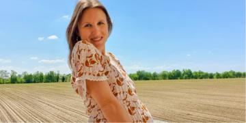 """La storia di Arianna, """"eco mamma"""" con diabete di tipo 1"""