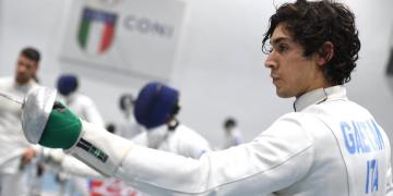 Giulio Geatani, un campione mondiale di spada che chiede il giusto riconoscimento